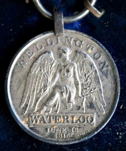 John Molloy Waterloo Medal Face FB